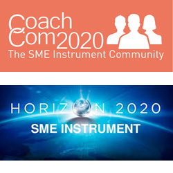 The SME Instrument is impact oriented. It is focused on finding the best SMEs and not only giving them a grant but also business innovation coaching. Beneficiaries can receive up to 15 days of coaching.